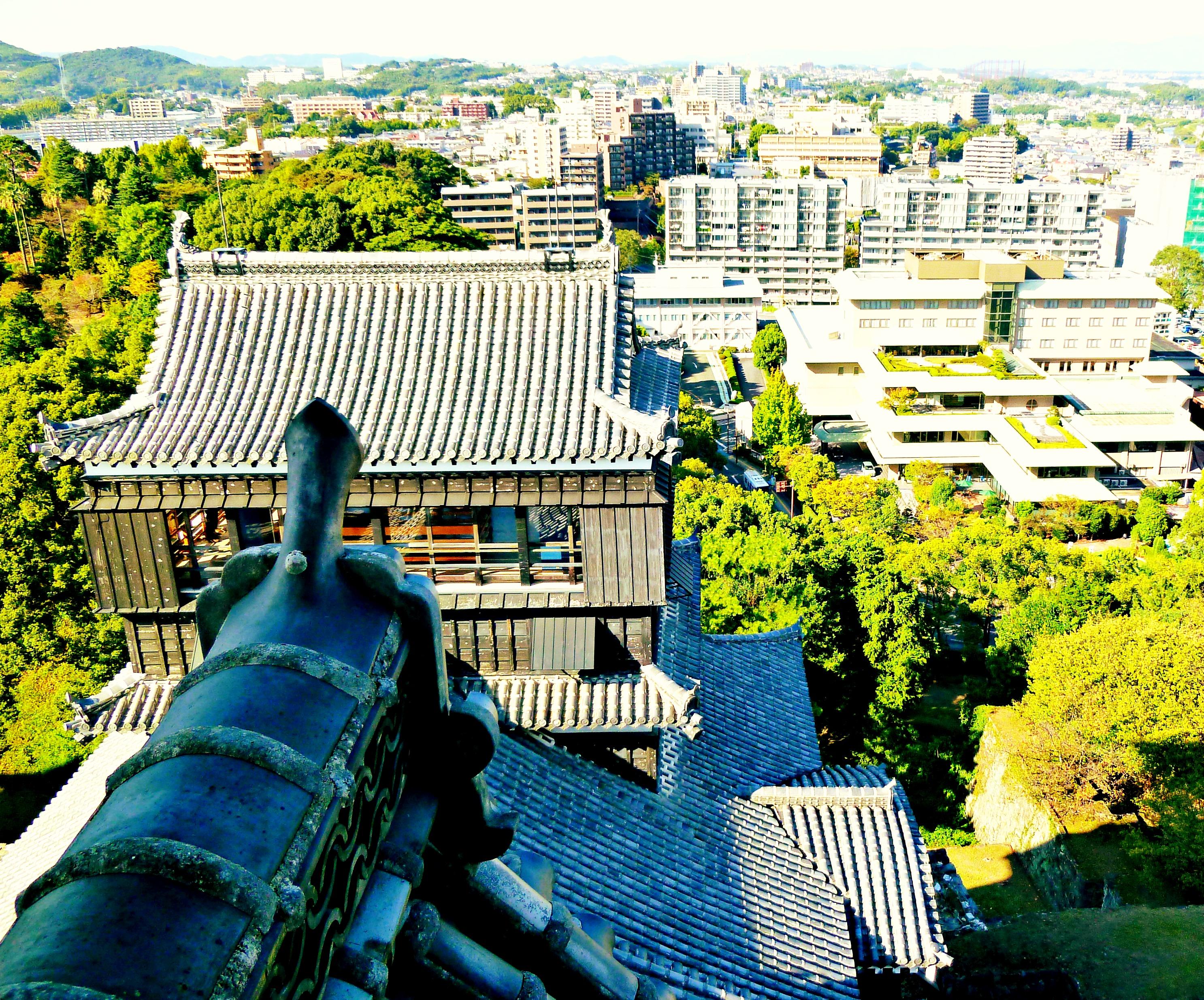 A Tour of Fukuoka Japan Kumamoto Castle 3