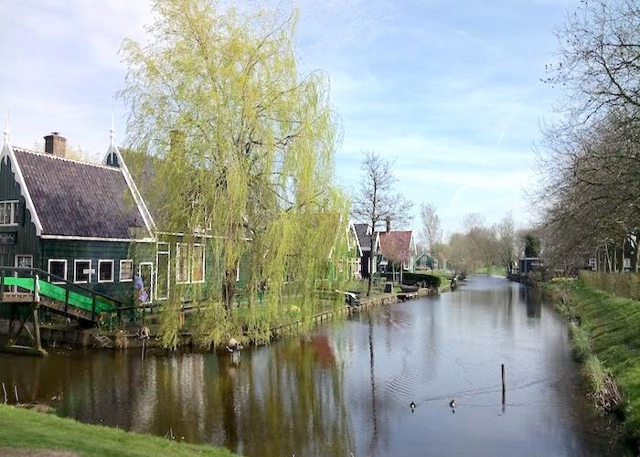 Zaanse Schans Windmills Amsterdam home